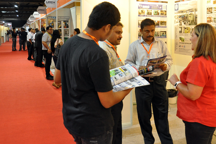 Attracting more than 5500 of Trade Visitor