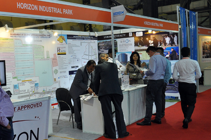 Over 220 Exhibitors represented at the Exhibition
