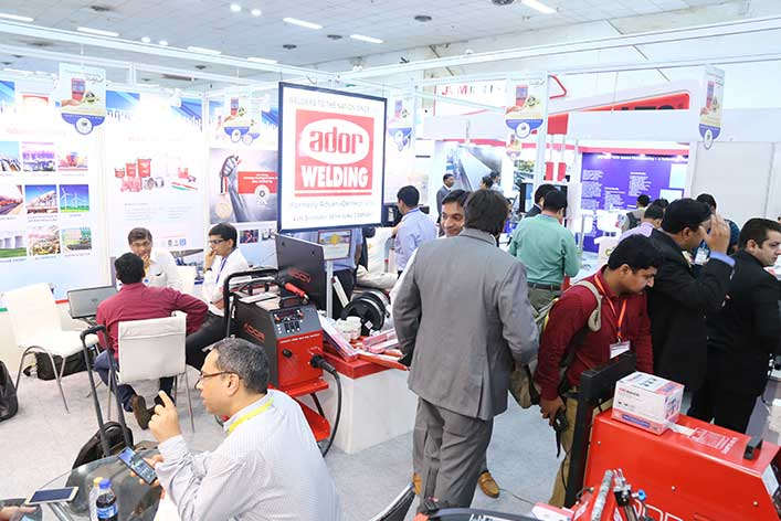 Attracted more than 11,346 trade visitors